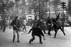Zoom In: The Paris Riots of 1968