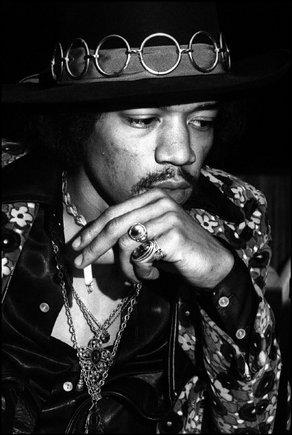 Buenas fotos de Jimi Hendrix