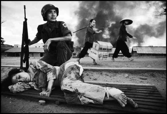 PAR93989 Fotogalería: Philip Jones Griffiths, 1936 2008