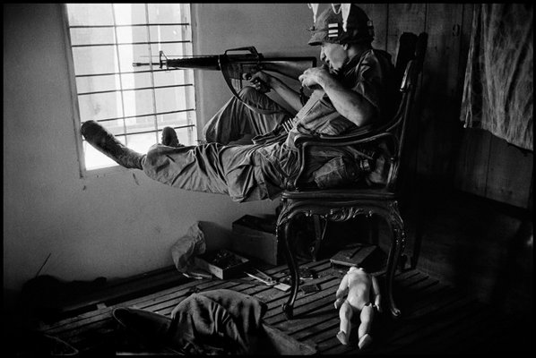 PAR93991 Fotogalería: Philip Jones Griffiths, 1936 2008