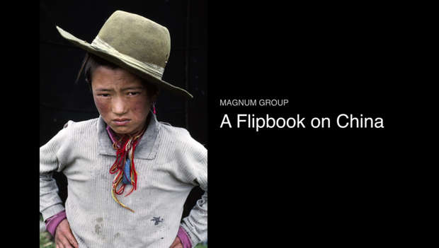 A Flipbook on China