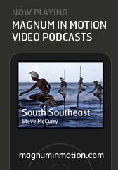 Magnum in Motion Video Podcasts